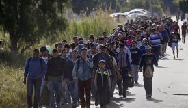Εκατοντάδες αλλοδαποί λαθρομετανάστες στην Κω.
