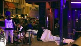 Θύματα των ισλαμικών επιθέσεων της 13ης Νοεμβρίου 2015 στο Παρίσι.