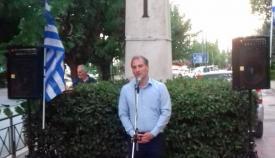29.07.2020: Αλέξανδρος Αρβανιτάκης, δημοτικός σύμβουλος Αγ. Δημητρίου.