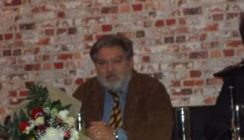 05.03.2018: Ο συγγραφέας Κώστας Δημητριάδης.