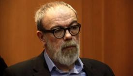 Ο δημοσιογράφος και βουλευτής του ΣΥΡΙΖΑ Γιώργος Κυρίτσης.
