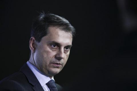 Ο Χάρης Θεοχάρης, πρώην βουλευτής του Ποταμιού.
