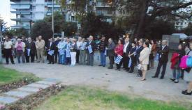 18.10.2015: Πολλοί Θεσσαλονικείς τίμησαν με την παρουσία τους την μνήμη του μακεδονομάχου Παύλου Μελά.