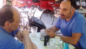 Ο τενόρος Γιάννης Χριστόπουλος μιλάει με τον Γιώργο Πισσαλίδη για την παράσταση της «Ρέας».