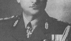 Συνταγματάρχης Γεώργιος Σαμουήλ, ο επικεφαλής του Συντάγματος Χωροφυλακής Μακρυγιάννη.