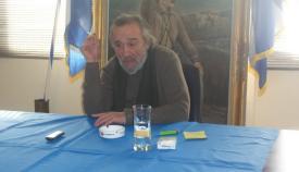 07.02.2016: Ο συγγραφέας Πέτρος Μακρής-Στάικος μιλάει για τον Κίτσο Μαλτέζο.