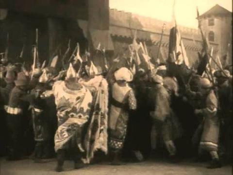 Η πρώτη απώθηση των Τούρκων από τους ηρωικούς υπερασπιστές της Βασιλεύουσας.