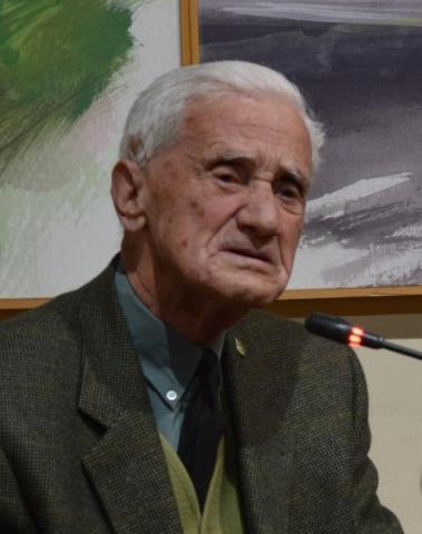 28.02.2016: Ο τελευταίος στρατοπεδάρχης της ΕΛΔΥΚ ταξίαρχος ε.α. Παναγιώτης Σταυρουλόπουλος συγκλόνισε με την μαρτυρία του.