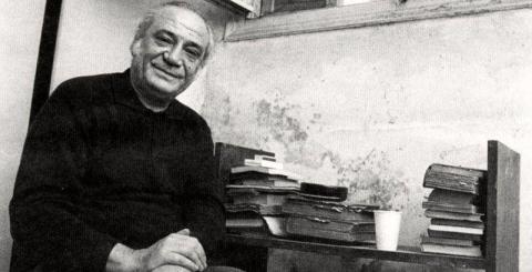 Νίκος Καρούζος: Ο νέος εθνικός μας ποιητής σύμφωνα με τον Κεφαλούρο.
